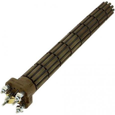 résistance stéatite DE DIETRICH 3000 watts Ø 47 mm Lg 270 mm