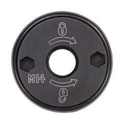 écrou de meuleuse écrou à serrage rapide M14 Dewalt DT3559