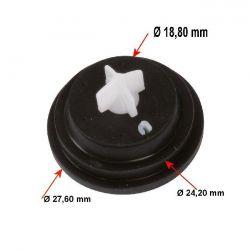 membrane robinet flotteur WC pièce détachée pour 264200