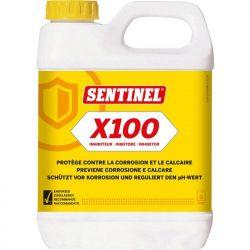sentinel X100 inhibiteur de corrosion et de tartre bidon 1 litres