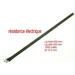 Résistance thermogainée 1000 WATTS longueur total 43 cm