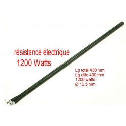 Résistance thermogainée 1200 watts 40/43 cm FAGOR 282019CNA
