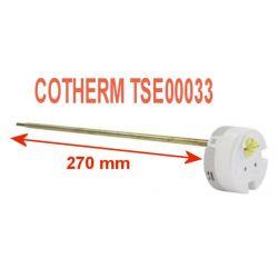 Thermostat de chauffe eau TSE00033 270 mm Cotherm THERMOR DE DIETRICH PACIFIC