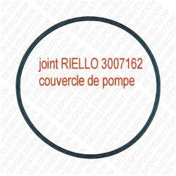 joint de pompe RIELLO 3007162 joint torique de couvercle