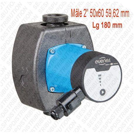 "circulateur pompe chauffage 180 mm 2"" HE HL+ 40/32"