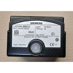 Relais LMO 44.255 C2 SIEMENS relais boite de contrôle SIEMENS