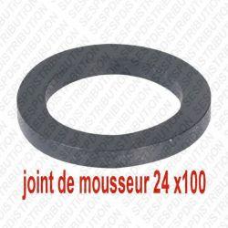 joint d'aérateur mousseur M 24 x100 lot de 10 joints pour embout mousseur