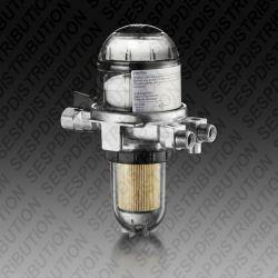 Filtre purgeur fioul Oventrop TOC DUO 3 sans manomètre
