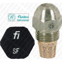 gicleur Fluidics SF cône plein double filtre