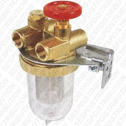 "filtre à fioul OVENTROP 2120103 filtre à fioul OVENTROP 2120103 filtre fioul bi-tube FF 3/8"""