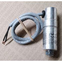condensateur 2,5 µ moteur circulateur moteur pompe de chaudière