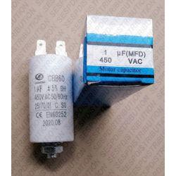 condensateur 1 µ moteur circulateur moteur pompe de chaudière