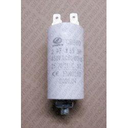 condensateur 2 µ moteur circulateur moteur pompe de chaudière