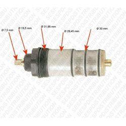 cartouche thermostatique de mitigeur de douche