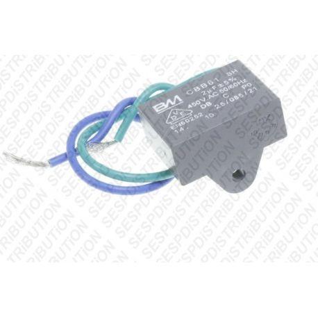 condensateur 2 µF 450 V AC condensateur de démarrage