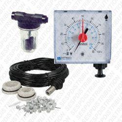 Jauge pneumatique AFRISO UNITEL Kit pot condensation et tuyau ex72515