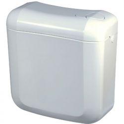 Réservoir de WC double débit 3/6 Litres
