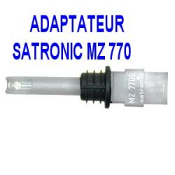 Bouchon adaptateur pour cellule MZ 770