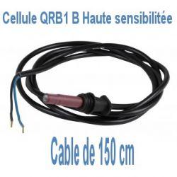 Cellule QRB1B A148B70B détecteur de flamme câble 150 cm