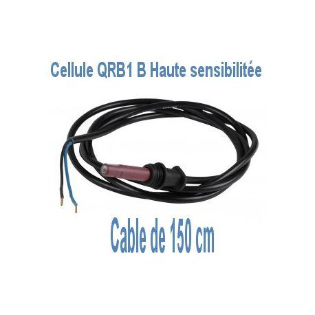 Cellule QRB1 B détecteur de flamme câble 150 cm