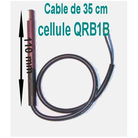 Cellule QRB 1 B Modèle Long SIEMENS 35cm