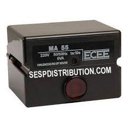Relais MA 55 relais ECEE CEM 3150167 REL30134