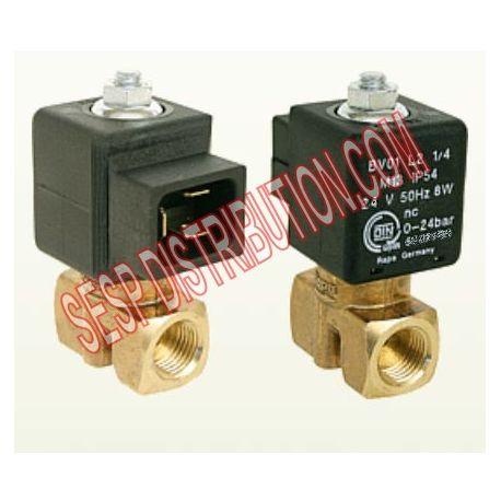 """Electrovanne fioul RAPA BV 0.1 L 2 1/4"""" 24V"""