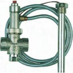 Soupape de sécurité thermique Chaudière bois STS 20 Watts