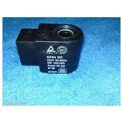Bobine d'électrovanne DELTA NF 84 NC 220 Volts pour pompe de brûleur