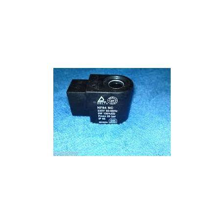 Bobine d'électrovanne DELTA NF 84 NC pour pompe de brûleur