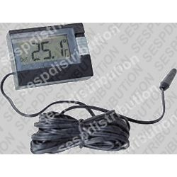 Thermomètre digital sonde déportée