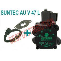 Pompe de brûleur SUNTEC AUV 47 L 9851 avec cablage et bride