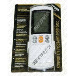 Télécommande de climatiseur universelle