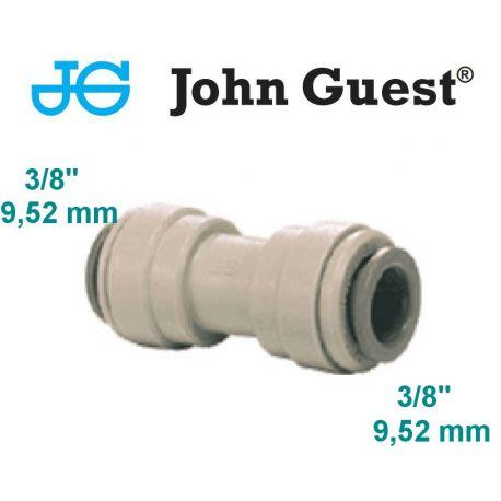 """raccord union égal 3/8"""" 9,52 mm Pi0412S John Guest"""