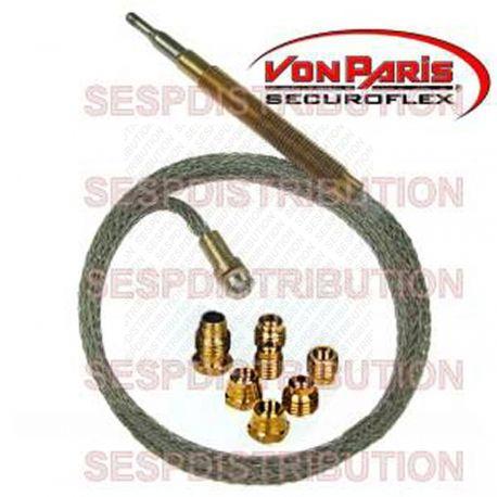Thermocouple souple 60 cm VON PARIS