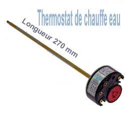 Thermostat de chauffe-eau TSE RTM COR L 270 mm