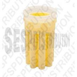 Filtre SIKU 50µm jaune étoile hauteur 70 mm
