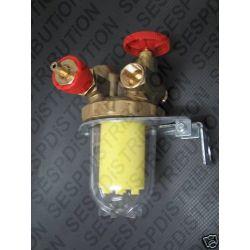 """Filtre fioul mono-tube M 3/8"""" F 3/8"""" OVENTROP"""