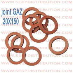 joint GAZ 20x150 butane propane 18x12,5x2xmm joint GURTNER 08663 3536660000106