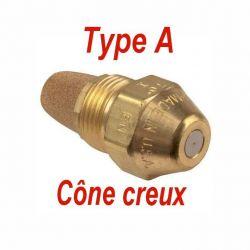 Gicleur DELAVAN type A cône semi creux
