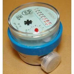 compteur d'eau divisionnaire longueur 80 mm